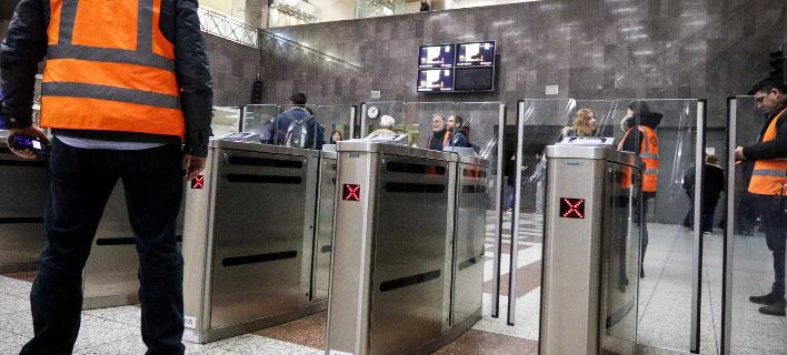 Σε ακόμη 15 σταθμούς του μετρό και του ΗΣΑΠ κλείνουν την Κυριακή οι μπάρες