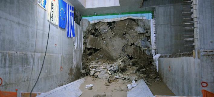 Μετρό Θεσσαλονίκης: Ο μετροπόντικας φτάνει αύριο στον σταθμό «Καλαμαριά»