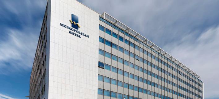 Η αλυσίδα Marriott επανέρχεται στην Αθήνα- Συνεργασία με Χανδρή για το Metropolitan
