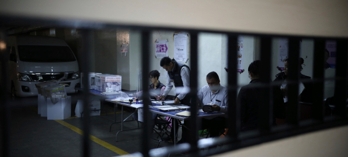 Εκλογές στο Μεξικό/Φωτογραφία: AP