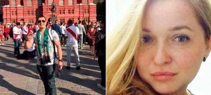 Μουντιάλ 2018: Αγνοείται φίλαθλος του Μεξικού -Τελευταία φορά τον είδαν με μια Ρωσίδα, τον ψάχνει η σύζυγός του
