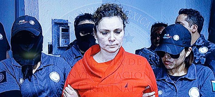 Αγνώριστη η σύζυγος του δημάρχου του Μεξικού -Από τη χλιδή στη φυλακή [εικόνες]
