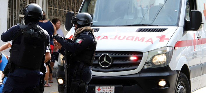 Μεξικό: Επτά νεκροί σε ένοπλη επίθεση σε μπαρ στην Πλάγια δελ Κάρμεν (Φωτογραφία αρχείου: AP Photo/Bernardindo Hernandez)