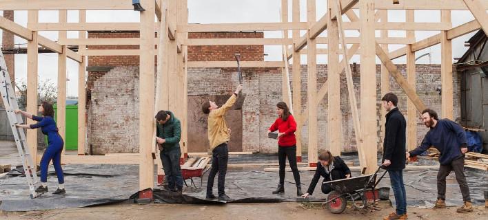 Μεταμόρφωσαν μια γειτονιά με βικτωριανά σπίτια και πήραν διεθνές βραβείο [εικόνες]
