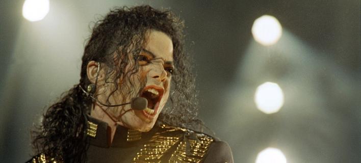 O Mάικλ Τζάκσον /Φωτογραφία: AP