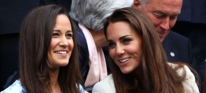 Οι αδελφές Μίντλετον, Πίπα και Κέιτ /Φωτογραφία: Getty Images/Clive Brunskill