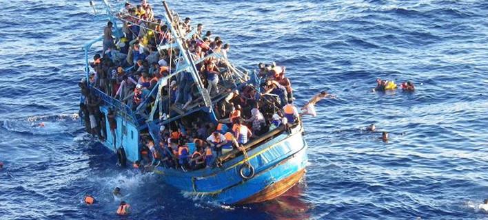 Οι 5 χειρότερες τραγωδίες μεταναστών από το 2013 - Η Μεσόγειος είναι,πια,το πιο επικίνδυνο σύνορο στον κόσμο