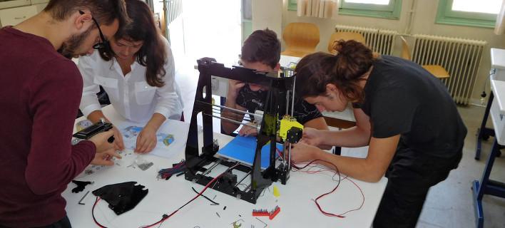 Μαθητές των Ιωαννίνων κατασκεύασαν μικροδορυφόρο