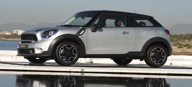 Nέο Mini: Με 1.200 κυβικά, turbo και δύο μεγέθη