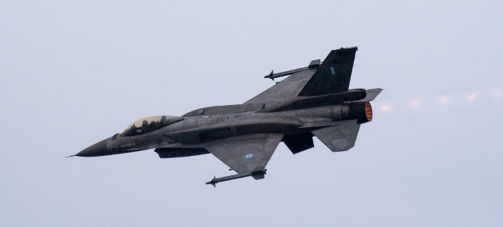 Επεσε Μιράζ 2000 της Πολεμικής Αεροπορίας βορειοανατολικά της Σκύρου