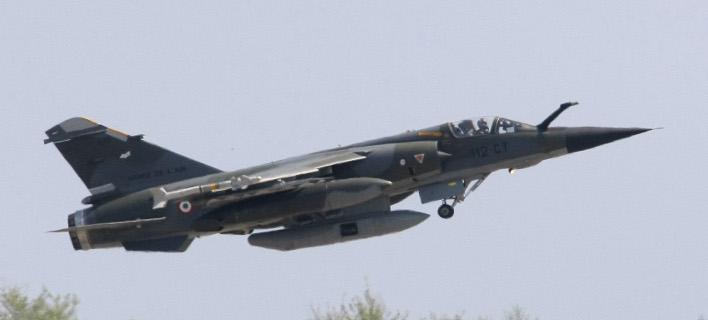 Βρέθηκαν τα πτώματα των πιλότων του Mirage 2000/ Φωτογραφία αρχείου: AP- Jacques Brinon