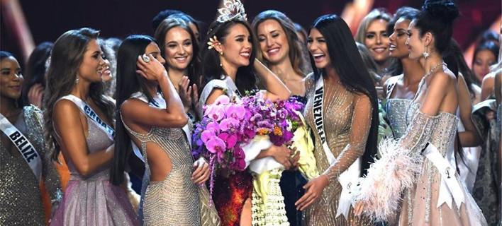 Miss Universe: Μια καλλονή Φιλιππινέζα η ομορφότερη γυναίκα στον κόσμο -Τι θέση πήρε η Ιωάννα Μπέλλα