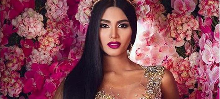 Η Μις Βενεζουέλα Στέφανι Γκουτιέρες. Φωτογραφία: Instagram