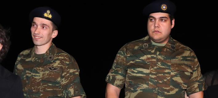 Αγγελος Μητρετώδης & Δημήτρης Κούκλατζης (Φωτογραφία: IntimeNews/ΠΑΠΑΔΟΠΟΥΛΟΣ ΚΩΣΤΑΣ)