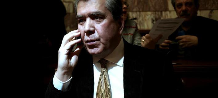 Μητρόπουλος: Εχω στενοχωρηθεί -Εχουμε σύστημα διπλής Τρόικα, διπλού ελέγχου