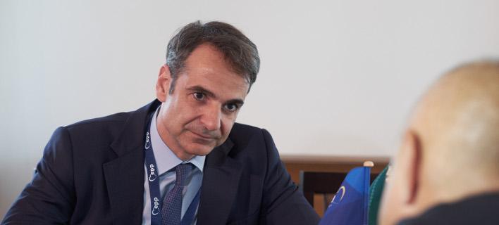 Μητσοτάκης για Σκοπιανό: Δεν μπορεί να γίνει αποδεκτή μια μη συνολική λύση