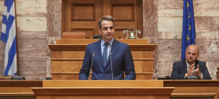 Ο Μητσοτάκης συγκαλεί εκτάκτως την Κ.Ο. της ΝΔ -Την Πέμπτη στη Βουλή