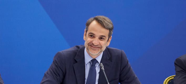 Ο πρόεδρος της Νέας Δημοκρατίας, Κυριάκος Μητσοτάκης-Φωτογραφία: Intimenews/Δημήτρης Παπαμήτσος