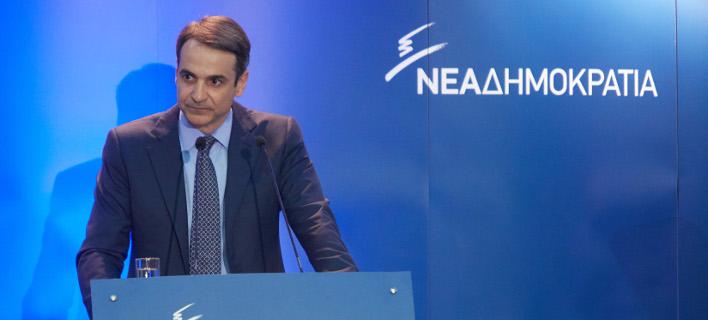 Το σχόλιο τηςΝΔ γα το δημοψήφισμα στην ΠΓΔΜ -Φωτογραφία αρχείου: Intimenews