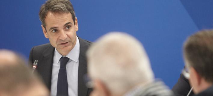 Μητσοτάκης: Να αποκαταστήσουμε την εμπιστοσύνη -Στους Ελληνες θα λέμε την αλήθεια, όσο σκληρή και αν είναι