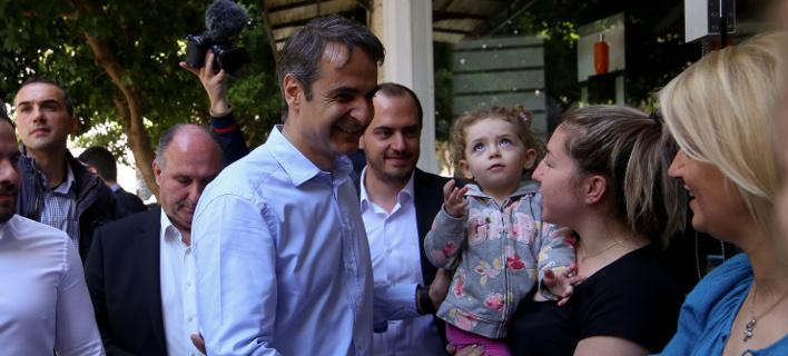 Σε εκλογική ετοιμότητα η ΝΔ – Περιοδείες Μητσοτάκη σε όλη την Ελλάδα