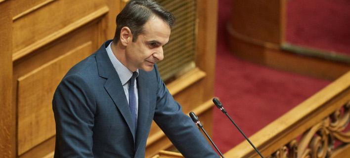 Η ΝΔ επιμένει πως δεν θα ψηφίσει τη συμφωνία για το Σκοπιανό / Φωτογραφία: INTIMENEWS/ΠΑΠΑΜΗΤΣΟΣ ΔΗΜΗΤΡΗΣ