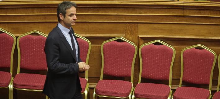 Κυριάκος Μητσοτάκης: «Αναξιόπιστος ο Τσίπρας, θα καταρρεύσει -Μπορώ να τον κερδίσω»