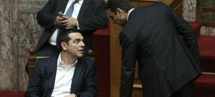Δημοσκόπηση ProRata: Ανοίγει η ψαλίδα, 10 μονάδες μπροστά από τον ΣΥΡΙΖΑ η ΝΔ