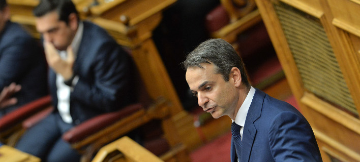 Η ΝΔ φέρνει τη συμφωνία στη Βουλή: «Για να μάθει ο λαός την αλήθεια»