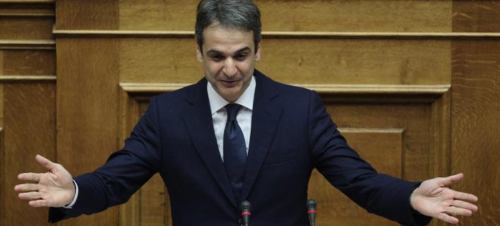 Μητσοτάκης: Η γενιά των 360 ευρώ είναι δημιούργημα του Αλέξη Τσίπρα