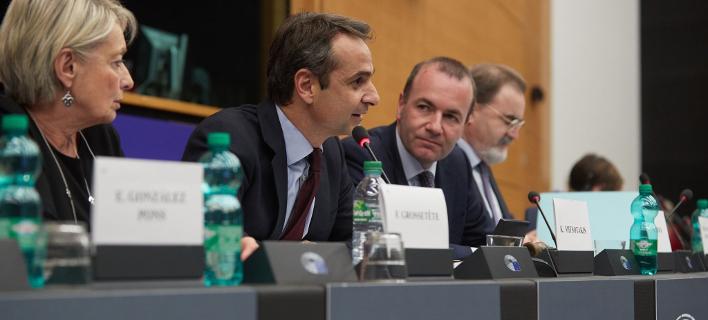 Μητσοτάκης από Στρασβούργο: «Το πείραμα του ΣΥΡΙΖΑ έχει κοστίσει στη χώρα 100 δισ. ευρώ»
