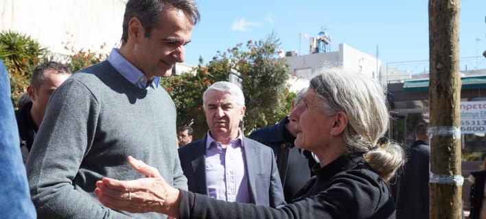 Η ΝΔ λέει όχι στην πόλωση και τη λάσπη -Ο Μητσοτάκης ξεκινάει επισκέψεις σε όλη την Ελλάδα