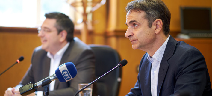 Μητσοτάκης: Ο Τσίπρας έχει τελειώσει πολιτικά -Εχει κάνει ήδη αρκετή ζημιά στη χώρα