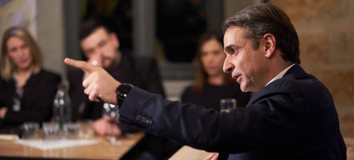 Μητσοτάκης: Οι επόμενες εκλογές θα είναι μια σύγκρουση για το μέλλον