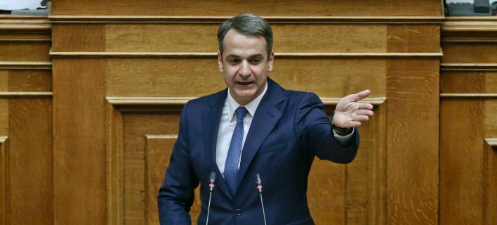 Μητσοτάκης: «Κύριε Τσίπρα υπήρξατε ο πολιτικός καθοδηγητής της βίας και των τραμπουκισμών» -Intimenews/ΛΙΑΚΟΣ ΓΙΑΝΝΗΣ