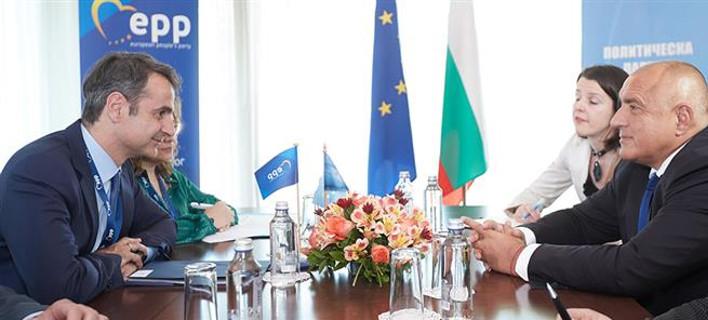 Μητσοτάκης: Λύση στο Σκοπιανό μόνο με συνταγματική αναθεώρηση