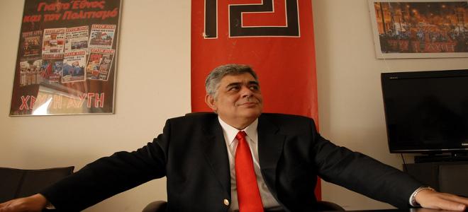 Νίκος Μιχαλολιάκος, ο αρχηγός, «πεπρωμένου του λαού», «άφθαρτος», «υπέροχος», «ε
