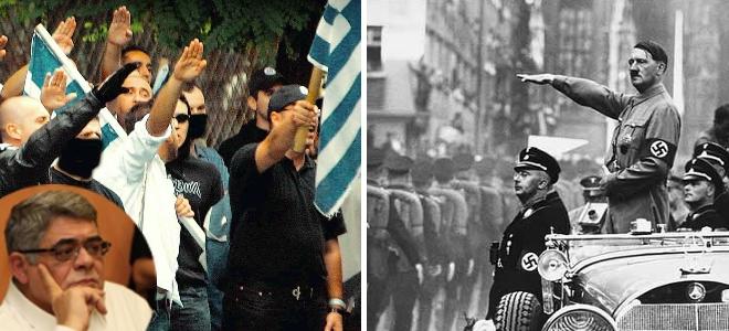 Όταν ο αρνητής της δημοκρατίας Μιχαλολιάκος υμνούσε τον νεκρό Χίτλερ
