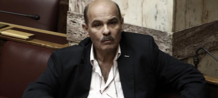 Ο Γιάννης Μιχελογιαννάκης (Φωτογραφία: EUROKINISSI/ΓΙΩΡΓΟΣ ΚΟΝΤΑΡΙΝΗΣ)