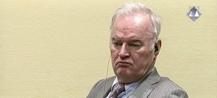 Η ώρα της κρίσης έφθασε για τον Ράτκο Μλάντιτς στην ιστορική δίκη στη Χάγη