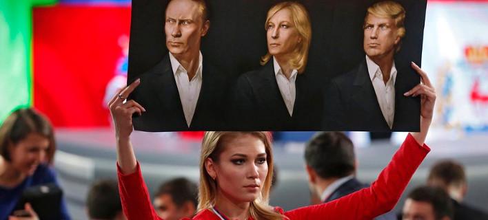 Τραμπ, Πούτιν, Ερντογάν: Επιστρέφουν οι άντρες «μάτσο» στη διεθνή πολιτική;