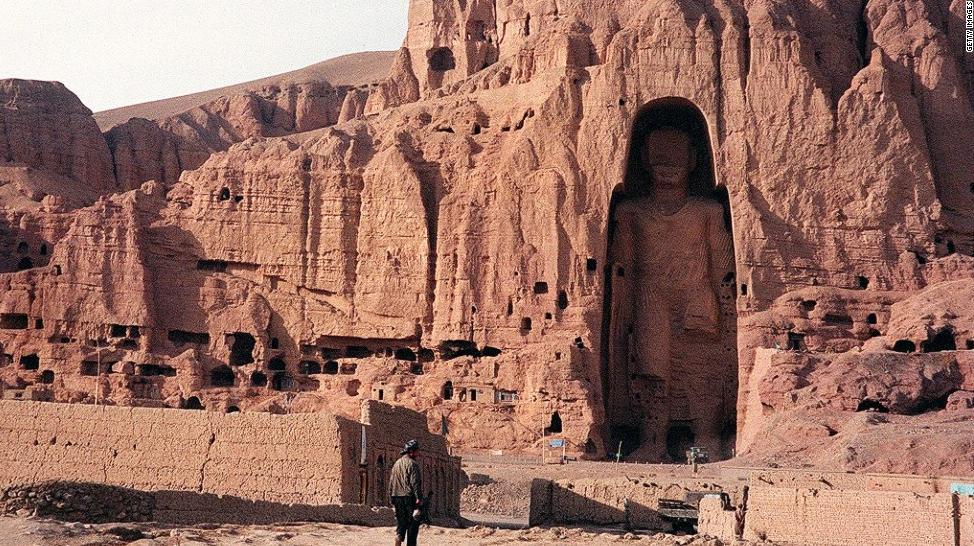 Οι Βούδες του Μπαμιάν - Αφγανιστάν