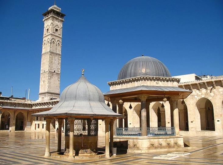 Το μεγάλο τζαμί στο Χαλέπι - Συρία