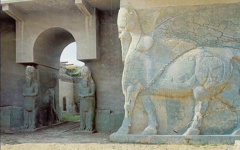 Νιμραντ - Ιράκ
