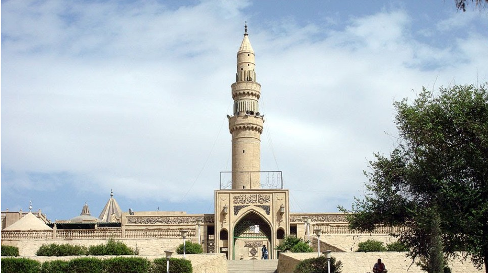 Ο τάφος του Ιωνά - Ιράκ