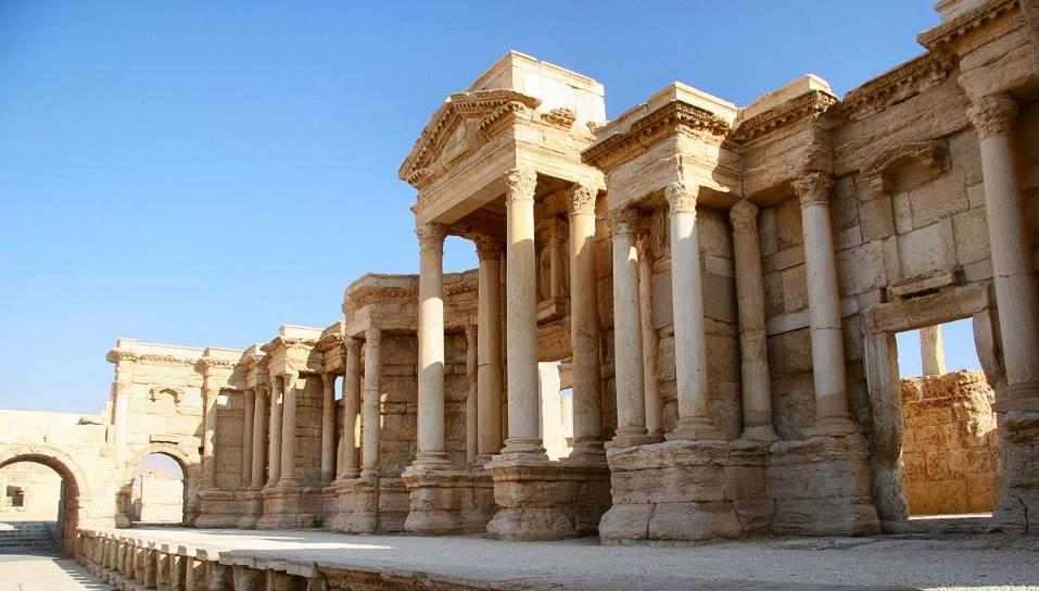 Παλμύρα - Συρία