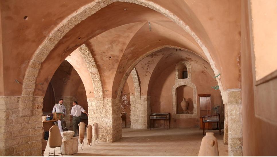 Τζαμί Αλ-Ομάρι - Γάζα