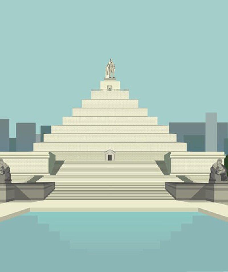 Δεν τα φαντάζεστε! Τα σχέδια που απέρριψαν για διάσημα μνημεία!