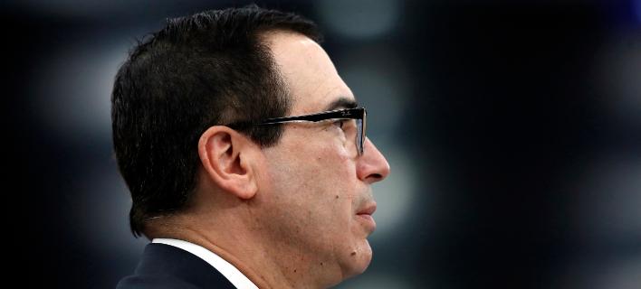 Φωτογραφία: Ο υπουργός Οικονομικών των ΗΠΑ/AP