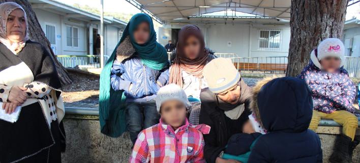 Στη Μυτιλήνη αντιπροσωπεία του Ευρωπαϊκού Κοινοβουλίου για τους πρόσφυγες - «Μας φοβίζουν οι καθυστερήσεις στο άσυλο» [εικόνες]